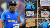 #DhoniRetires trends on Twitter. Emotional fans hit back with #NeverRetireDhoni
