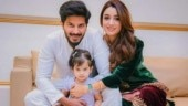 Dulquer Salmaan shares adorable photo with daughter Maryam. Seen it yet?