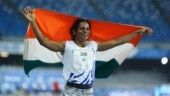 Dutee Chand breaks national record to inch closer to Olympic qualification mark