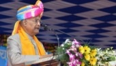 Jharkhand has the potential to become a developed state: President Kovind