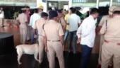 Karnataka: One injured in explosion at Hubballi railway station