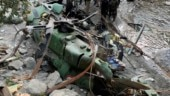 Army chopper with Northern Army commander on board crash lands in JK, no casualties