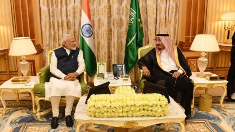 Kashmir not discussed during PM Modi-Saudi prince meet