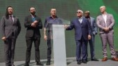 WWE Crown Jewel Press Conference: Live Streaming