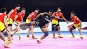 PKL 2019 highlights: Gujarat Fortunegiants beat Telugu Titans, Tamil Thalaivas beat Jaipur Pink Panthers