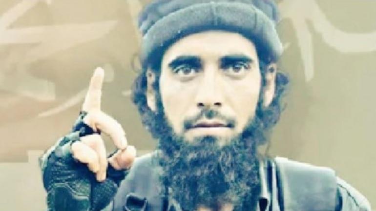 J&K : Zakir Musa's successor Hamid Lelhari killed by the Indian Army