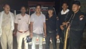 14 cows rescued after encounter between smugglers and police in Alwar