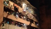Maharashtra: 6-year-old girl dies in Palghar building collapse