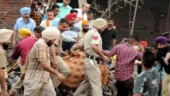 Blast in illegally stored crackers in Punjab