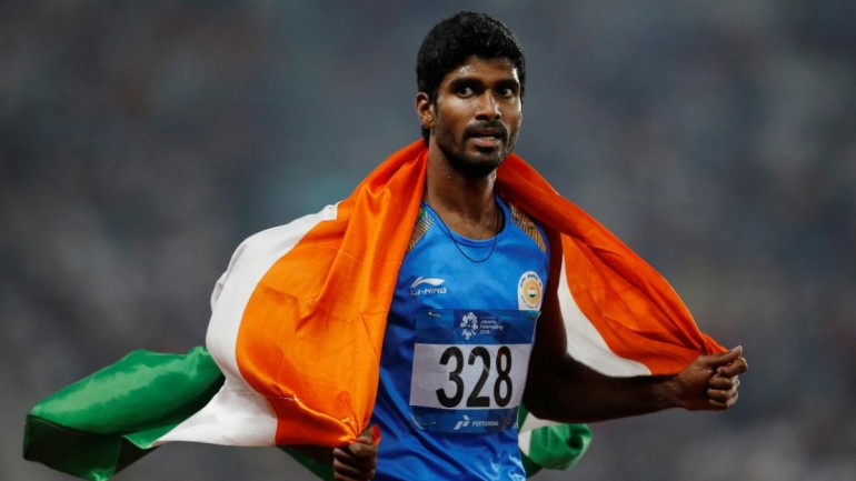 1500m runner Jinson Johnson failed to make the mark at Worlds.