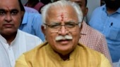 Sonia Gandhi sheds tears for terrorists: Manohar Lal Khattar