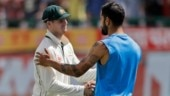 Virat Kohli 2 points away from overtaking Steve Smith as top Test batsman