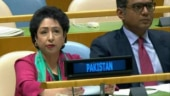 Not sacked, but replaced: Pakistan on removing Maleeha Lodhi as UN envoy