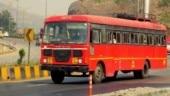 Maharashtra: Speeding state transport bus runs over biker in Thane