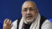 Giriraj Singh attacks Nitish govt over rising crime graph in Bihar