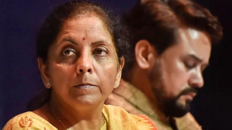 Image result for Finance Minister <a class='inner-topic-link' href='/search/topic?searchType=search&searchTerm=NIRMALA SITHARAMAN' target='_blank' title='nirmala sitharaman-Latest Updates, Photos, Videos are a click away, CLICK NOW'></div>nirmala sitharaman</a> promised that govt will further simply the GST