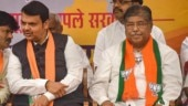 Everyone has right of expression: Chandrakant Patil on Sena's CM demand