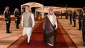 Beginning of important visit aimed at strengthening ties with valued friend: PM Modi visits Saudi Arabia
