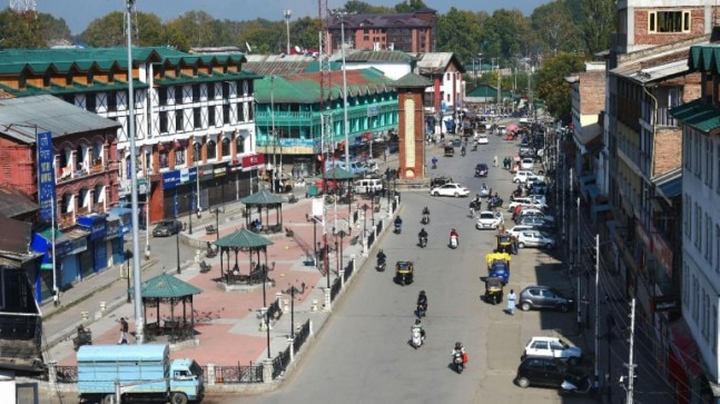 From apple to cherry parks: Centre's Kashmir gameplan