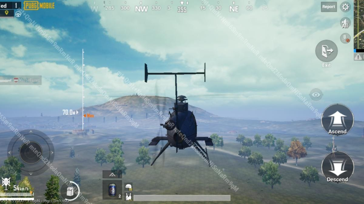 Pubg Mobile Payload Mode Now Active Helicopters Rocket Launchers Now Available For Everyone Technology News