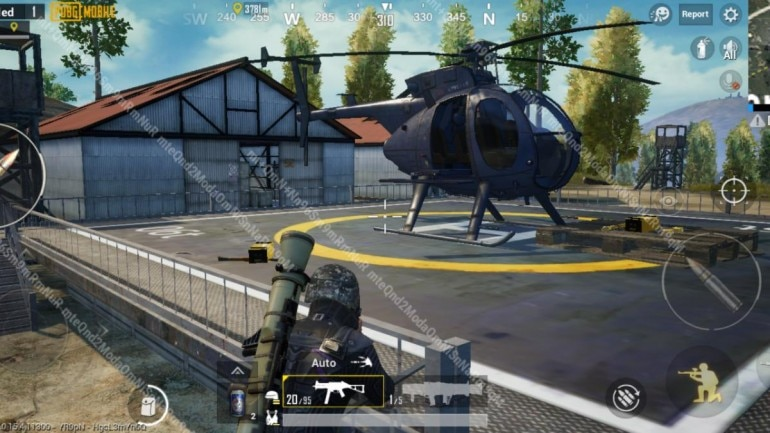 Payload Mode In Pubg Mobile Is Out Here Are All New Weapons
