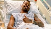Watch: Hardik Pandya shows signs of progress after successful back surgery