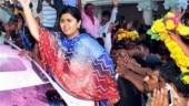 Maharashtra poll: BJP leader Pankaja Munde faints while campaigning