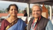 Nirmala Sitharaman's husband hits out at Centre over slowdown, says govt in denial