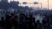 Iraqi police fire on protesters in new unrest, death toll passes 100