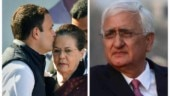 Why Congress must take a cue from what Salman Khurshid did not say