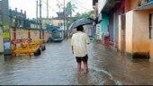 Odisha: Rain fury hits normal life; train services, 8 district schools closed