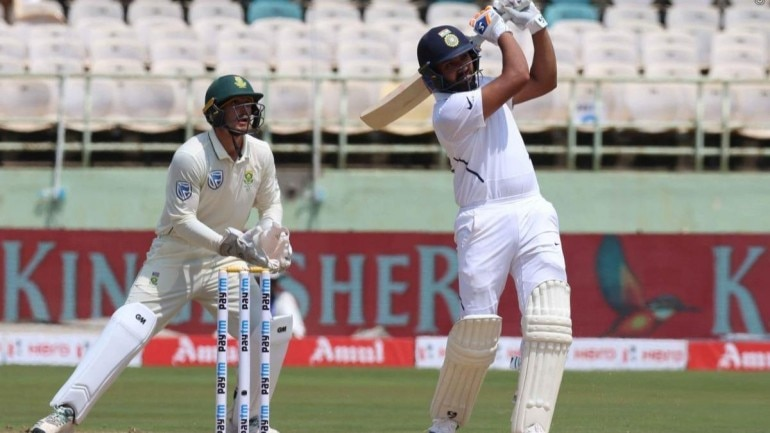 Image result for Rohit Sharma Test series against South Africa