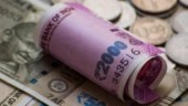 Rupee slips 20 paise to 71.07 against USD on fund outflows