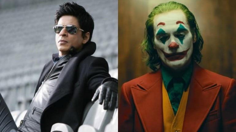 Shah Rukh Khan praised Joker actor Joaquin Phoenix for his performance.