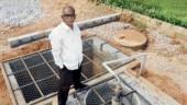 Water Gandhi