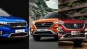 Kia Seltos leaves behind Hyundai Creta, MG Hector in September 2019 sales