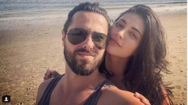 Shruti Haasan on breakup with Michael Corsale: It was a good experience, I always look for one great love