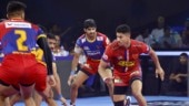 PKL 2019 highlights: UP Yoddha thrash second string Dabang Delhi 50-33