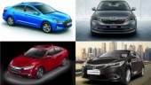 2019 Hyundai Elantra vs Honda Civic vs Skoda Octavia vs Toyota Corolla Altis: Prices compared