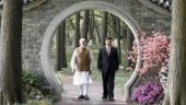 Ahead of Modi-Xi meet, a look at 'chai pe charcha' and scenic strolls in Wuhan last year