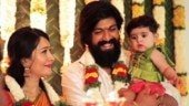 KGF star Yash's daughter Ayra breaks Instagram with cute Diwali wish. See video