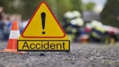 Two killed as SUV rams into pedestrians