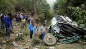 One killed, 11 injured as truck falls into river in Bengal