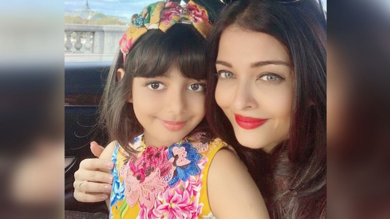 Aishwarya Rai Bachchan opens up on the idea of working with daughter Aaradhya