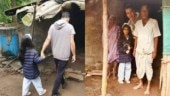Akshay Kumar and Nitara's morning walk has a lesson in kindness for all