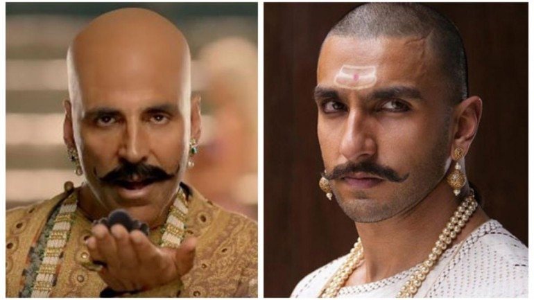 Akshay Kumar on his look being compared with Ranveer Singh