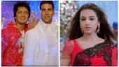 Akshay Kumar tried to set up Riteish Deshmukh with Vidya Balan during Heyy Babyy. But there is a twist