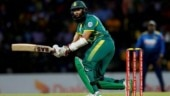 Excited to be a part of it: Hashim Amla on joining Karnataka Tuskers in Abu Dhabi T10 league
