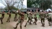 Anand Mahindra posts video of jawans playing Garba, asks how's the josh. Twitter says high sir