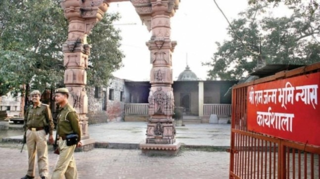 UP police on alert ahead of Supreme Court verdict of Ayodhya issue